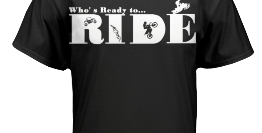 Youth Who's Ready to Ride? T-Shirt