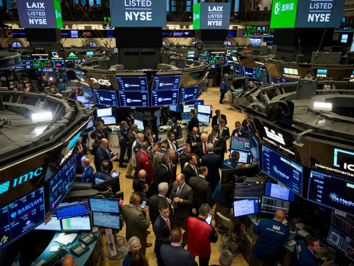 U.S Stocks Rally Fourth Straight Day, Chinese Markets Rise After Rough Week