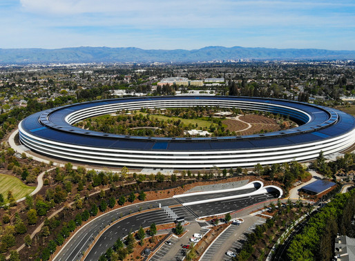 What's happening with Apple?