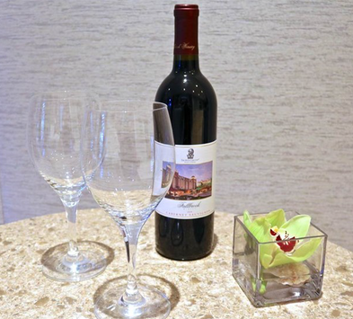 Red Wine Presentation