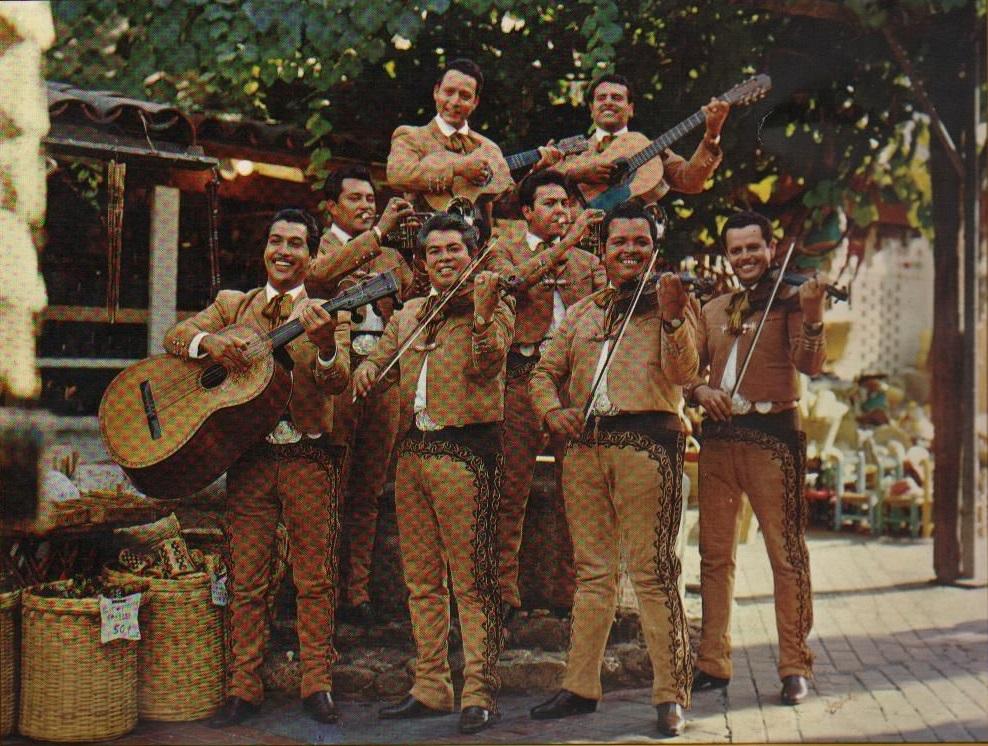 Mariachi Los Camperos 1965