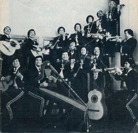 Mariachi Los Camperos 1976