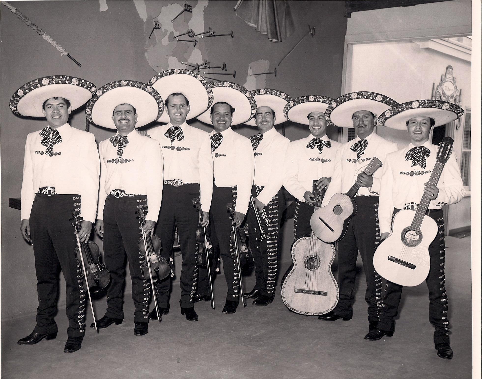 Mariachi Los Camperos 1962