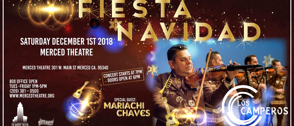 Fiesta Navidad -2018