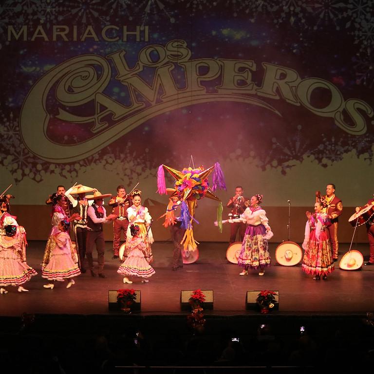 Mariachi Los Camperos - Fiesta Navidad