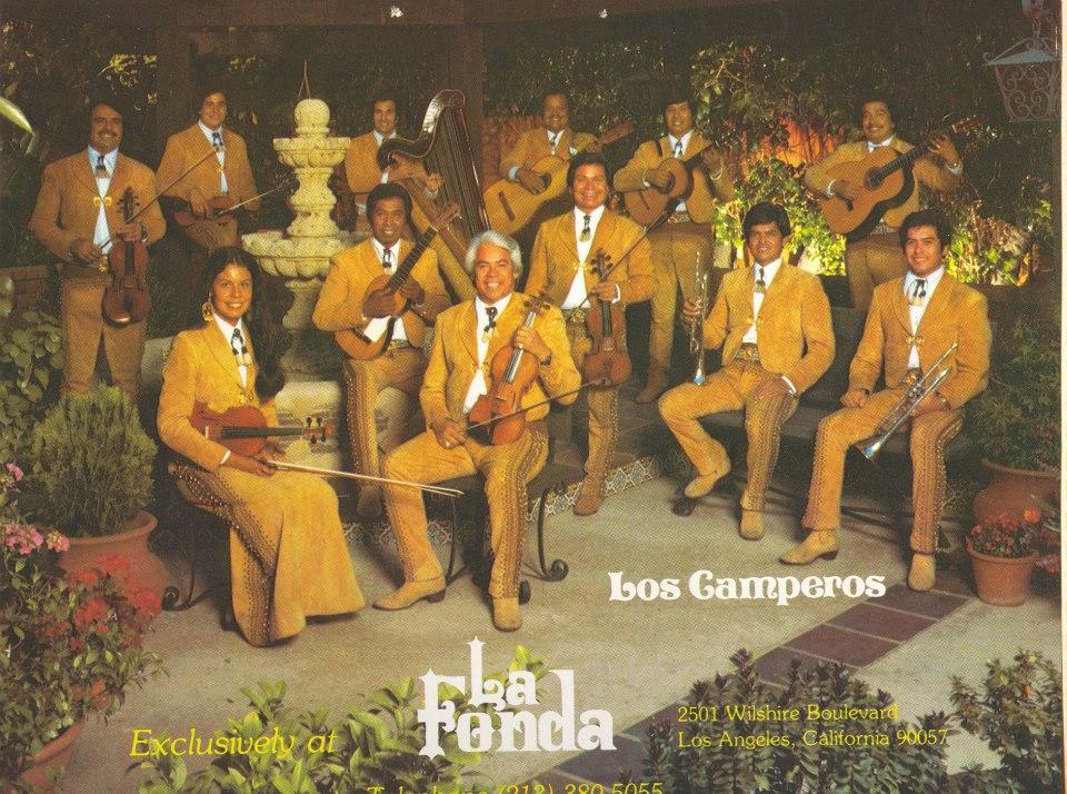 Mariachi Los Camperos 1978