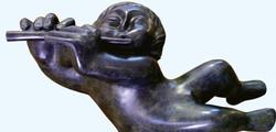 Hallelujah Gray Bronze 50cm