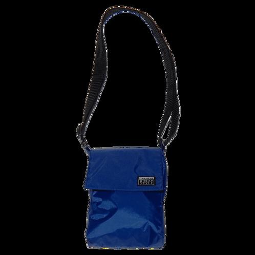 Shoulder bag azul royal