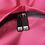 Thumbnail: Mochila com capuz - rosa - capuz interno cinza escuro