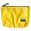 Thumbnail: Mochila com capuz - amarela - capuz interno cinza escuro