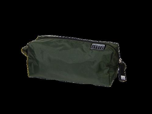 Estojo de nylon verde militar