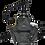 Thumbnail: Mateira de coxa - cinza escuro