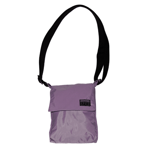 Shoulder bag lilás