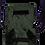 Thumbnail: Shoulder bag verde militar