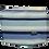Thumbnail: Mochila com capuz - waterblock - listras azul