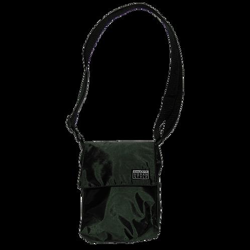 Shoulder bag verde militar