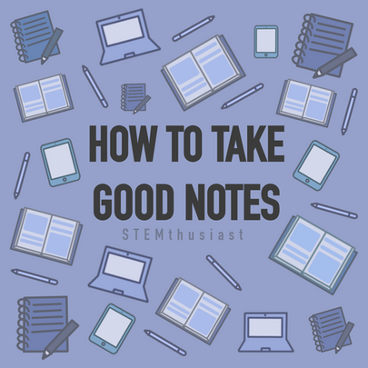 Take note: how to become an effective note-taker.