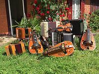 Instruments Musiques traditionnels Auvergne