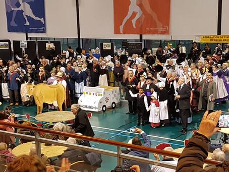Le 16 nov :  Journée de l'Auvergne à Aulnay-sous-Bois