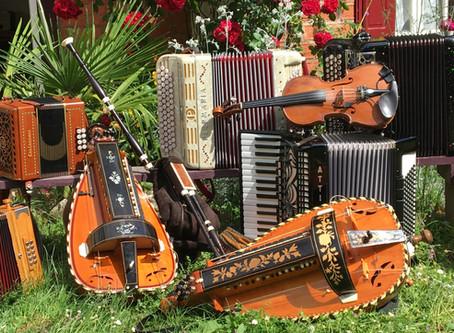 Le 02 juillet : Reprise de l'Atelier Musique