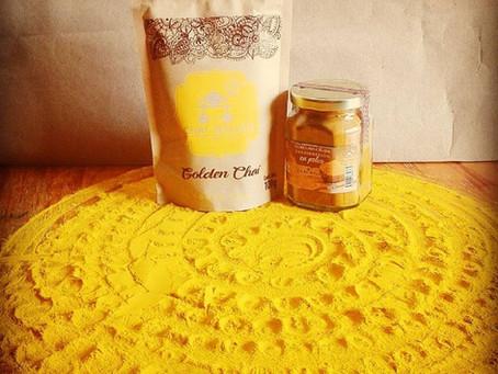 ¿Cómo preparar leche dorada?
