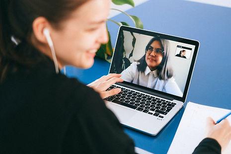 Homeoffice, online Coaching, Arbeit 4.0