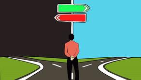 5 Schritte zu einer bewussten Entscheidung