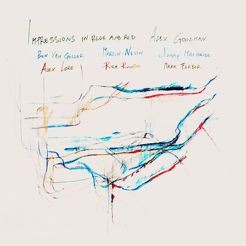 2020: Impressions in Blue and Red - Digital Download
