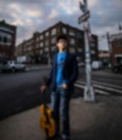 Alex Goodman Jazz Guitar