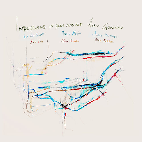 2020: Impressions in Blue and Red - Double CD