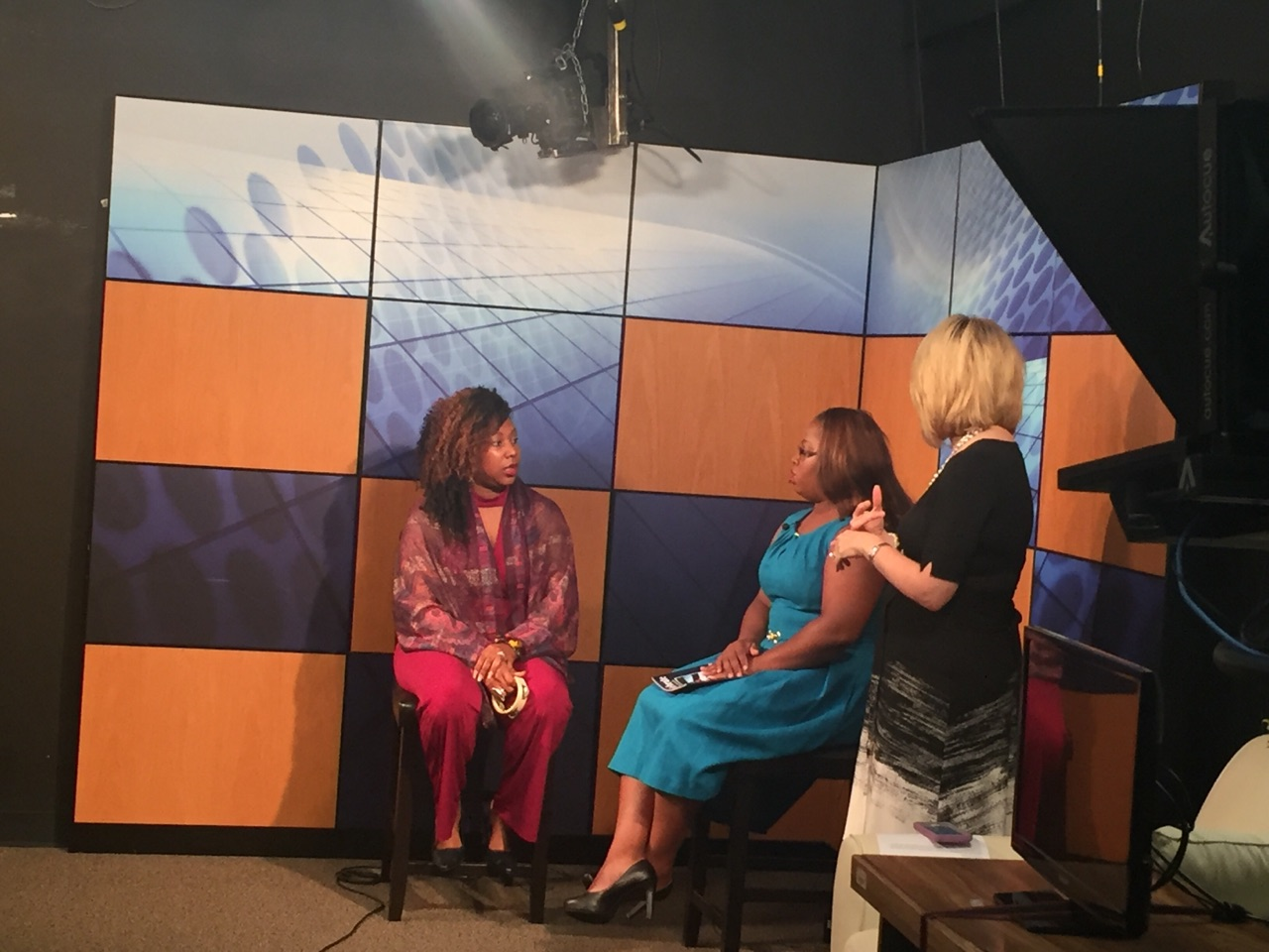 Author Interview with CN2 News