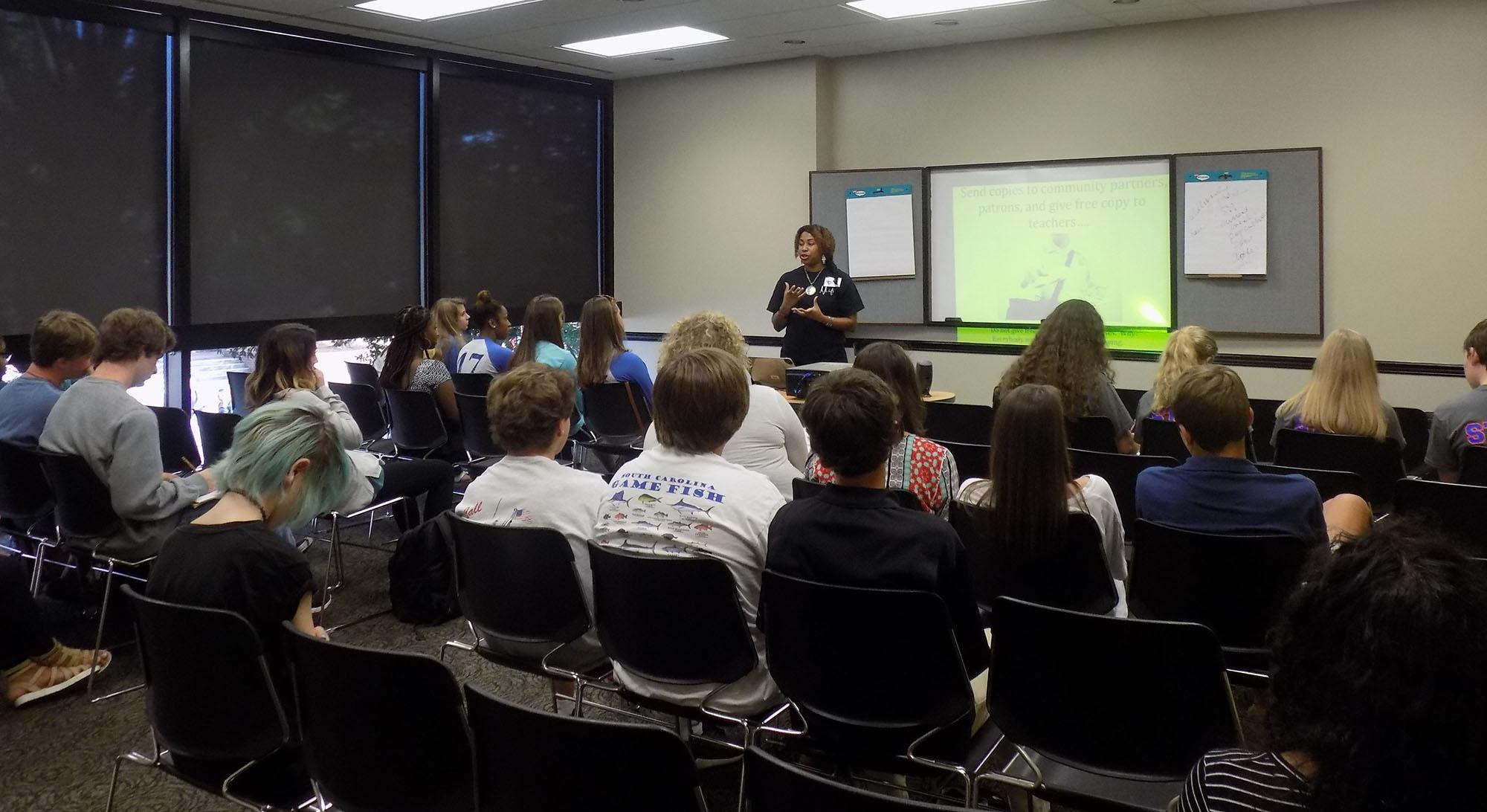 Teaching A Session on Marketing for the Masses