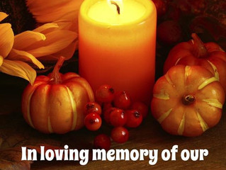 8 Ways to Honor Your Angel This Thanksgiving