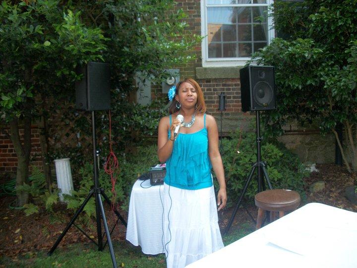 Performing my original music