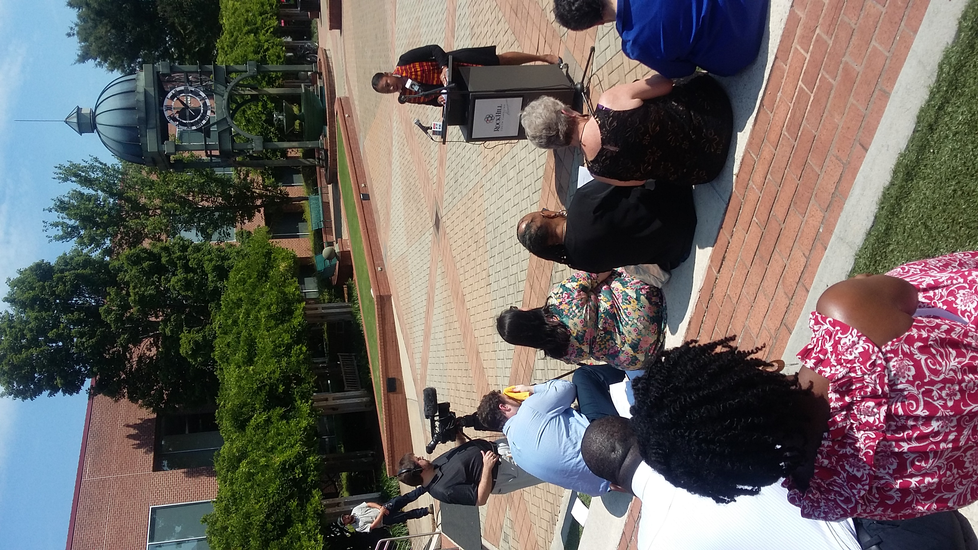 Juneteenth Press Conference