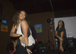 My CD Release performance