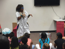 Sharing African American Folklore