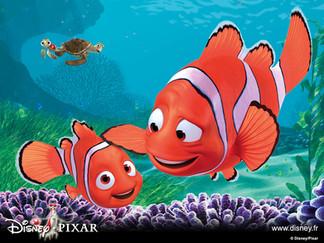 """Finding Nemo & Letting Go"""