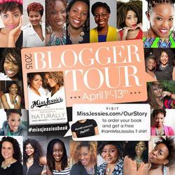 Miss Jessie's Blogger Tour