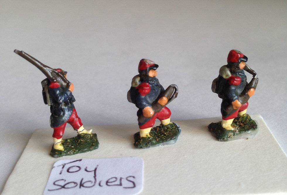 Toy Soldiers x3
