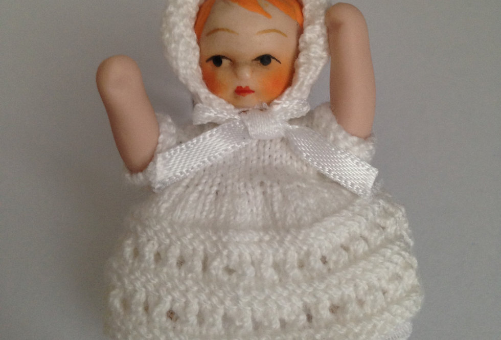 Doll - Knitted Clothes