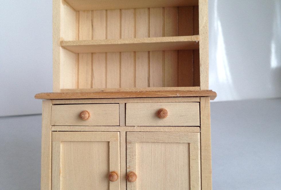 Whitewood Kitchen Dresser