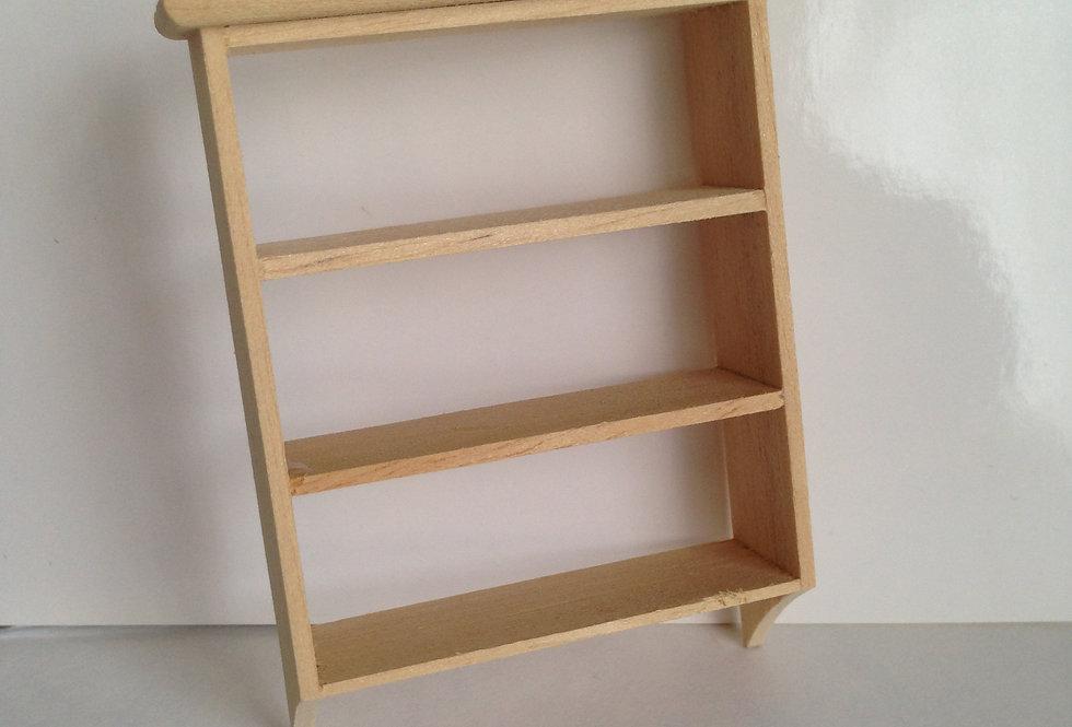 Whitewood Shelf Unit