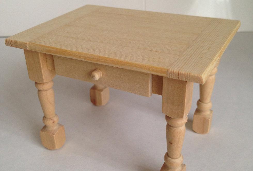 Whitewood Farmhouse Table