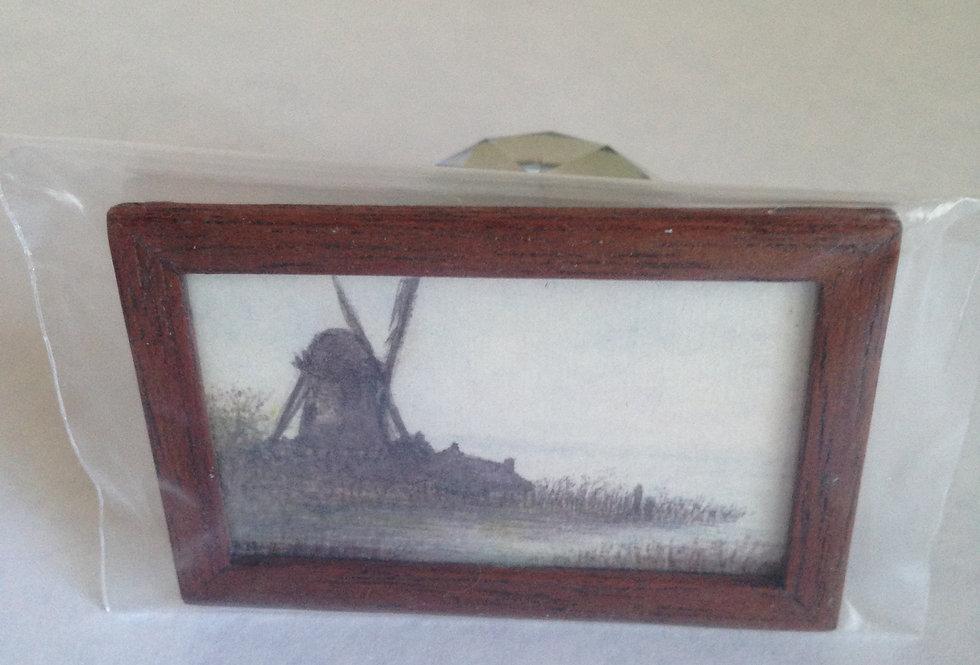 Windmill (Dark Frame)