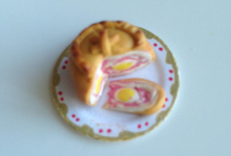 Pork Pie / Boiled Egg