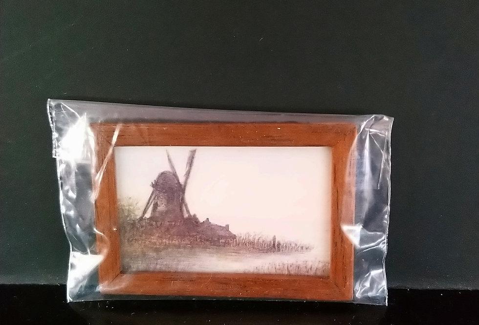 Windmill (Teak Frame)