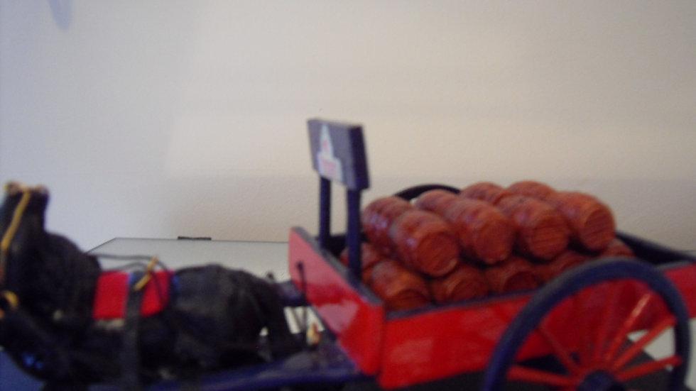 Tetley cart