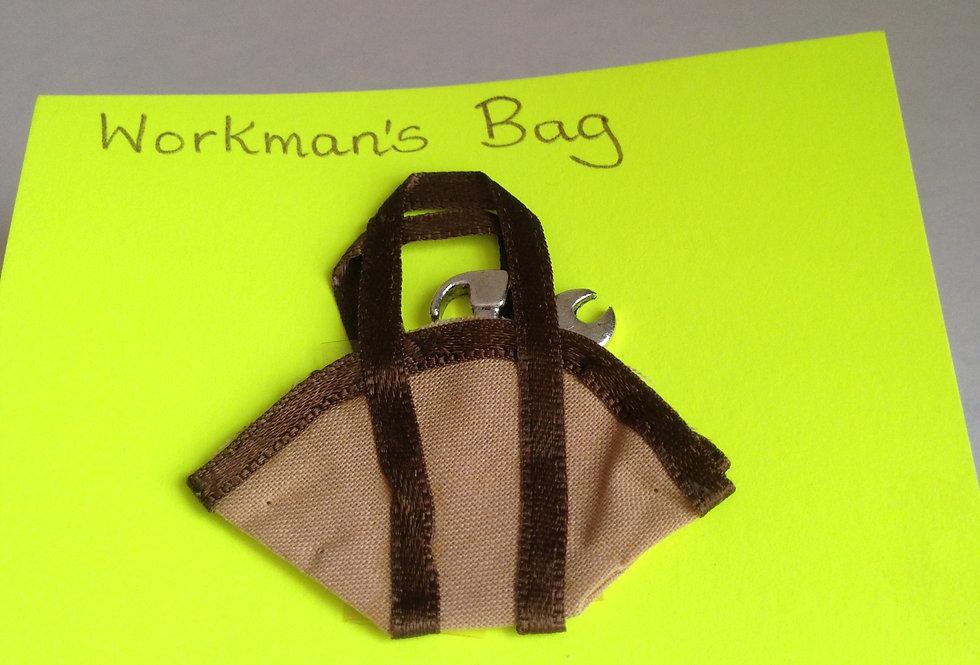 Canvas Tool Bag (Tan)