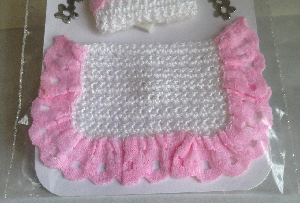 Pram Blanket and Pillow